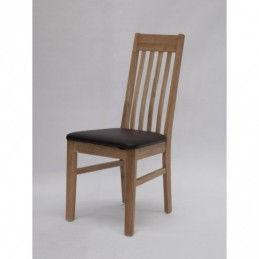 Sophia Solid Oak Chair (Pair)