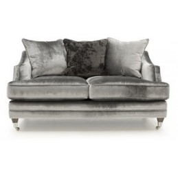 Bella Velvet Grey Fabric 2...