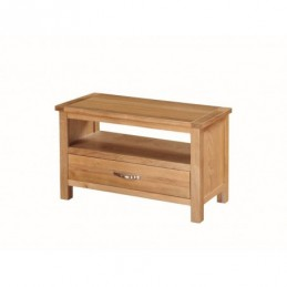 Hereford Solid Oak Small TV...