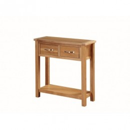 Hartford City Oak 2 Drawer...
