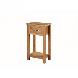 Hartford City Oak 1 Drawer...