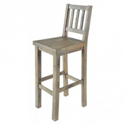 Saltash Driftwood Bar Stool