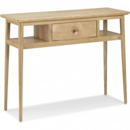 Skye Natural Oak Console Table