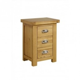 Woburn Oak Small 3 Drawer...