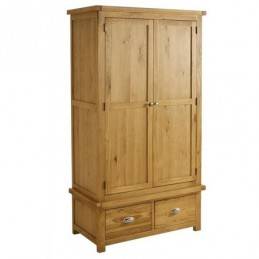 Woburn Oak 2 Door 2 Drawer...