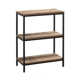 Urban Rustic 3 Tier Bookcase