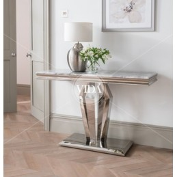 Truro Marble Console Table
