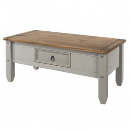 Core Corona Grey Coffee Table