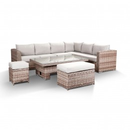 Catalan Contemporary Rattan...