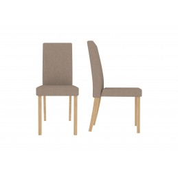 Anna Fabric Dining Chairs -...