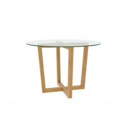 Valencia Glass Dining Table...