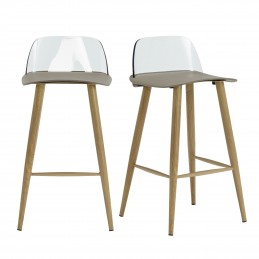 Chelsea Bar Stools (4 Colours)