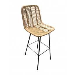 Rafferty Retro Rattan Bar...