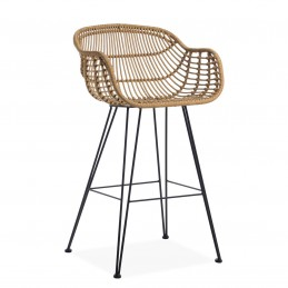 Rafferty Retro Rattan...