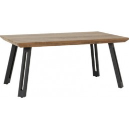 Quebec Medium Oak Coffee Table