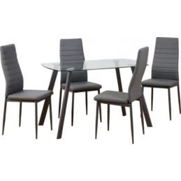 Abbey Glass Dining Sets