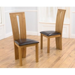 Amazon Solid Oak Dining...