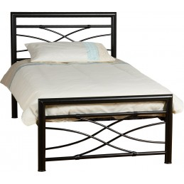 Kelly Black Metal Beds