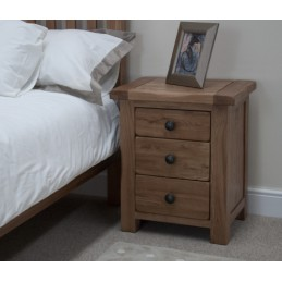 Rustic Solid Oak Thick Top...