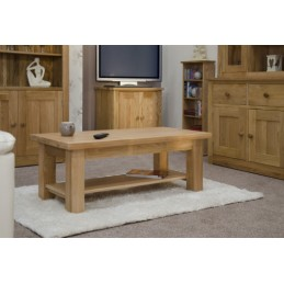 Modern Solid Oak 4 x 2...