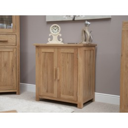Modern Solid Oak Printer/...