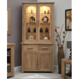 Modern Solid Oak 2 Door...